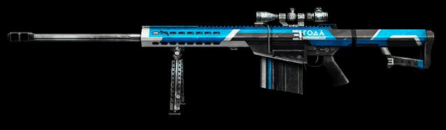 Наградная Barrett M107