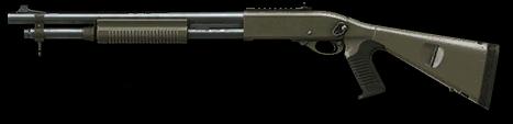 Камуфляж «Полигон» для Remington Model 870