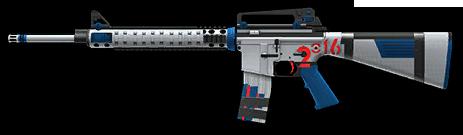M16A3 «Евро-2016»
