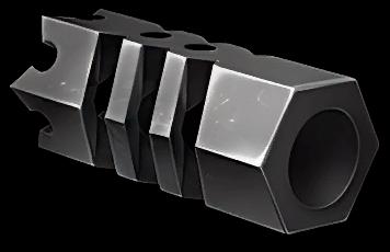 Пламегаситель для пистолета