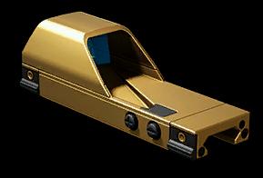 Золотой коллиматор Redring MK1