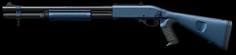 Камуфляж «Море» для Remington Model 870