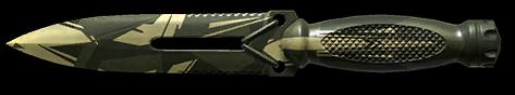 Камуфляж «Джунгли» для ножа Ultramarine
