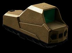 Коллиматор SIG Romeo4 V1 «Пустыня»