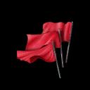 Флаг на холме