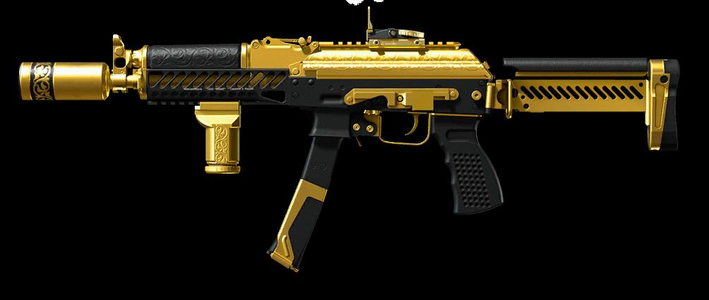Золотой ПП-19-01 «Витязь»