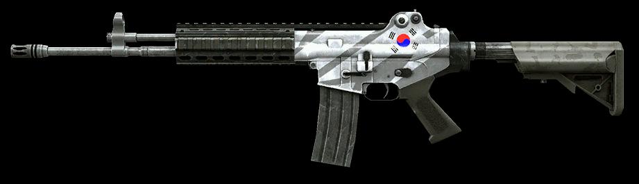 Daewoo K2