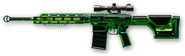 "Remington R11 RSASS ""Радиация"""