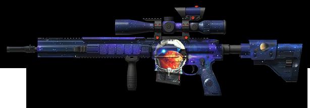 H&K G28 «Галактика»