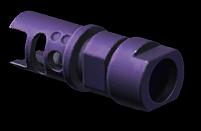 Пламегаситель CZ 805 BREN A2 «Горгона»