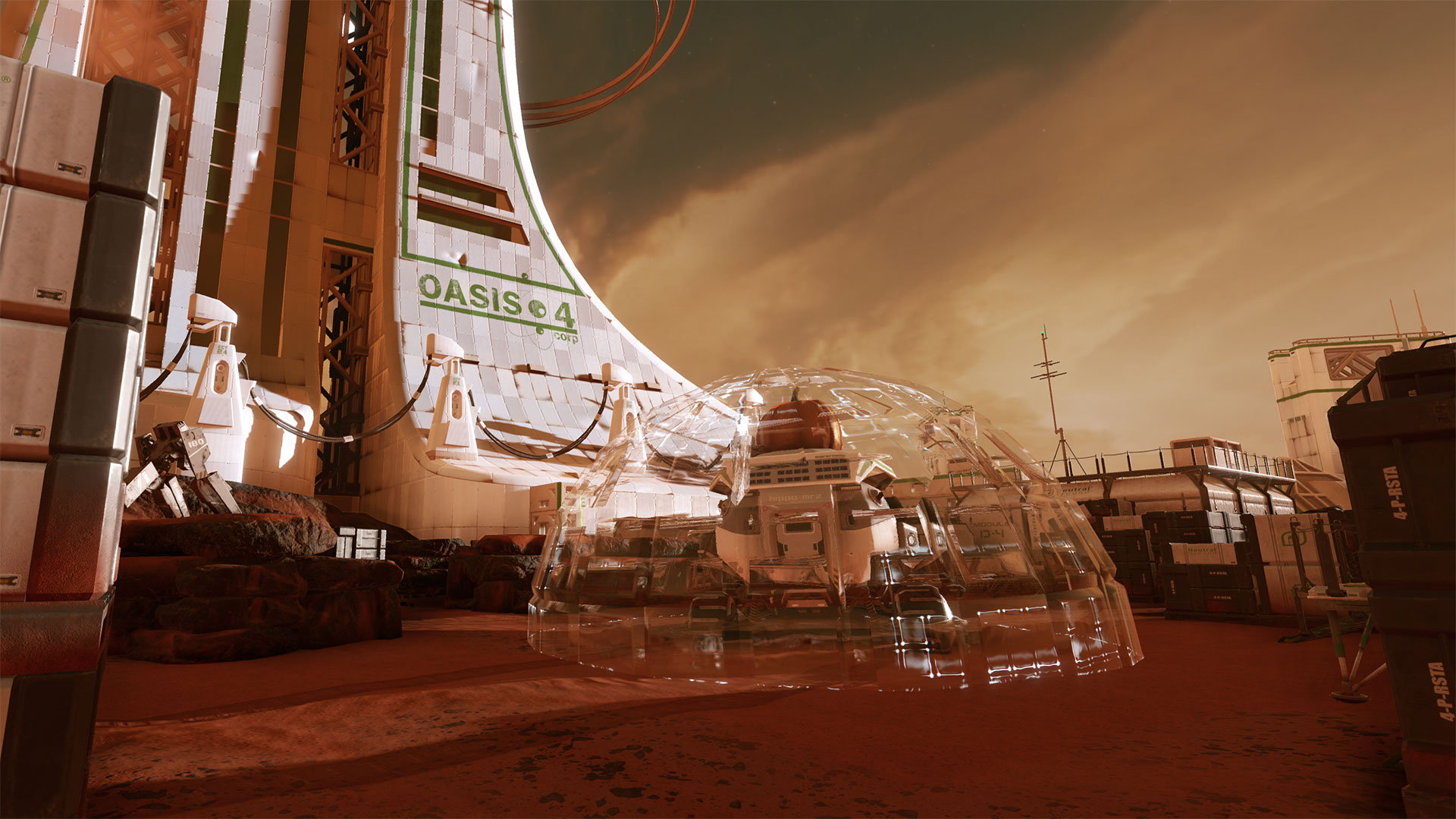 «Марсорубка»
