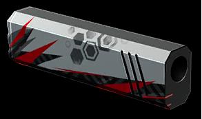 Глушитель Osprey 9 «Оникс»