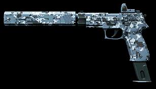 Камуфляж «Город» для SIG Sauer P226 C
