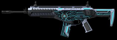 Beretta ARX160 «Синдикат»