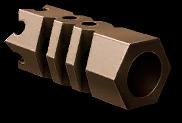 Пламегаситель для пистолета «Аспид»