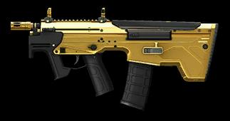 Золотой Desert Tech MDR‐C
