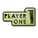 Значок «Рой и PLAYER ONE»