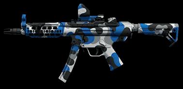 Камуфляж «ВКонтакте» для H&K MP5A5 Custom