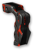 Магматическая тактическая рукоятка SCAR-L PDW