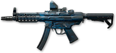 Камуфляж «Челюсти» для H&K MP5A5 Custom