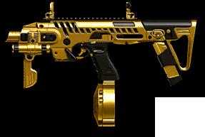 Золотой Micro-RONI CAA