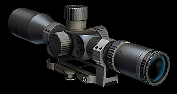 Оптический прицел (4.5-крат.)