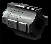 Пламегаситель Jailbrake Mk2