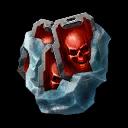 Замороженный сувенир