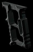 Рукоятка HALO MiniVert V2 «Гидра»