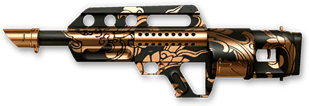 Камуфляж «Чёрный дракон» для Jackhammer