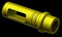 Пламегаситель Remington MSR «Карбон»