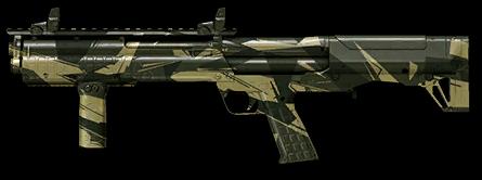 Камуфляж «Джунгли» для Kel-Tec Shotgun
