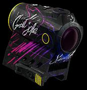 Коллиматор SIG Romeo4 V2 «Арлекин»