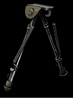 Сошки для снайперской винтовки