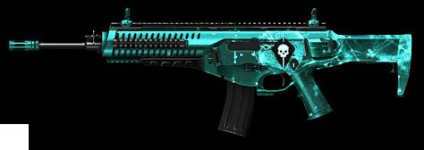 Камуфляж «Абсолют» для Beretta ARX160
