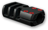 Пламегаситель Typhoon F12 «Оникс»