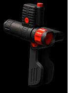 Рукоятка с лазерным прицелом «Галактика»