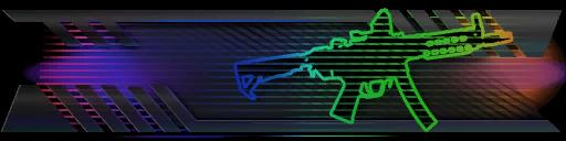 Киберпанк: H&K MP5A5 Custom