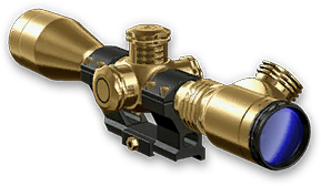 Золотой стандартный прицел (5.5-крат.)