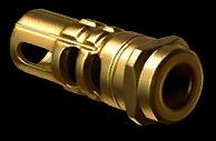 Золотой пламегаситель JCOMP Gen 2