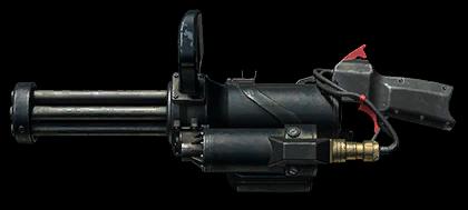 XM556 Microgun