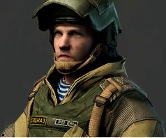 Униформа штурмовика РФ