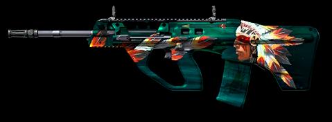 Камуфляж «Апачи» для F90 MBR