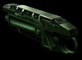 Подствольный гранатомёт «Камыш»