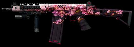 FN FAL DSA-58 «Сакура»