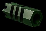 Пламегаситель для пистолета «Камыш»
