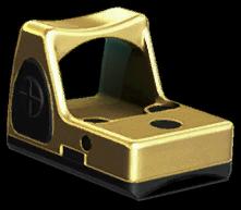 Золотой коллиматор Trijicon RMR