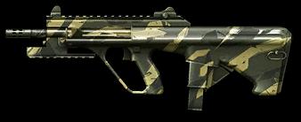 Джунгли AUG A3 9mm XS