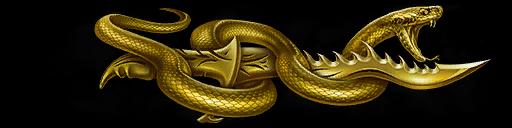 Золотой кинжал