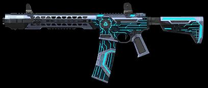 Камуфляж «Синдикат» для SAI GRY AR-15